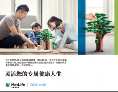 """大都会人寿推出全新行动组合 """"灵活您的专属健康人生"""""""