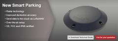 Libelium利用PCR雷达技术开发高精度智能泊车设备
