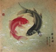 博览五千年 塑造当代贤――记书画名家户广生