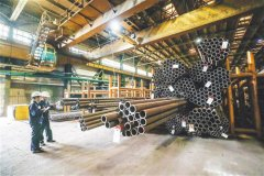 增产不增效上半年钢铁企业利润同比降两成