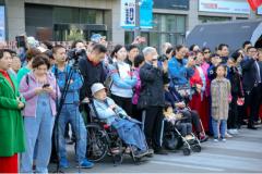 壮丽七十年・奋进新时代――学院路街道庆祝新中国成立70周年主题文艺汇演圆