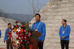 2019国家登山健身步道联赛河南・新县站激情开跑 近6000选手参赛