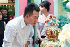 AELLEN原创手工艺坊挺进巴塞尔 助推中国非遗文化