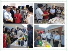 国家卫健委来大宁县开展消费扶贫农特产品洽谈会圆满结束