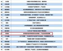 """""""授人以渔"""",百果园入选2019年度扶贫百强企业"""