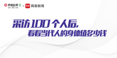 """招商信诺人寿携手网易新闻百人走心微访谈: 如何""""钱""""""""命""""两全"""