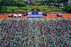 第一堂体育课:南京蹦迪大学重磅回归
